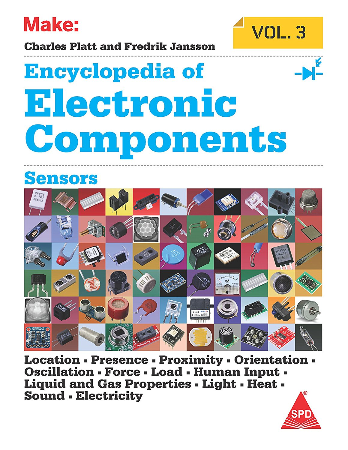 Books do it yourself diy electronic project encyclopedia books do it yourself diy electronic project encyclopedia of electronic components volume 3 solutioingenieria Gallery